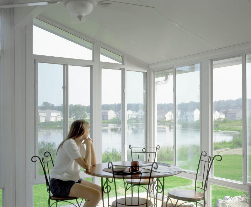 Vinyl Sunrooms Abc Windows And More