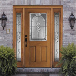 Fiberglass replacement entry doors ABC Windows And More Toledo Ohio