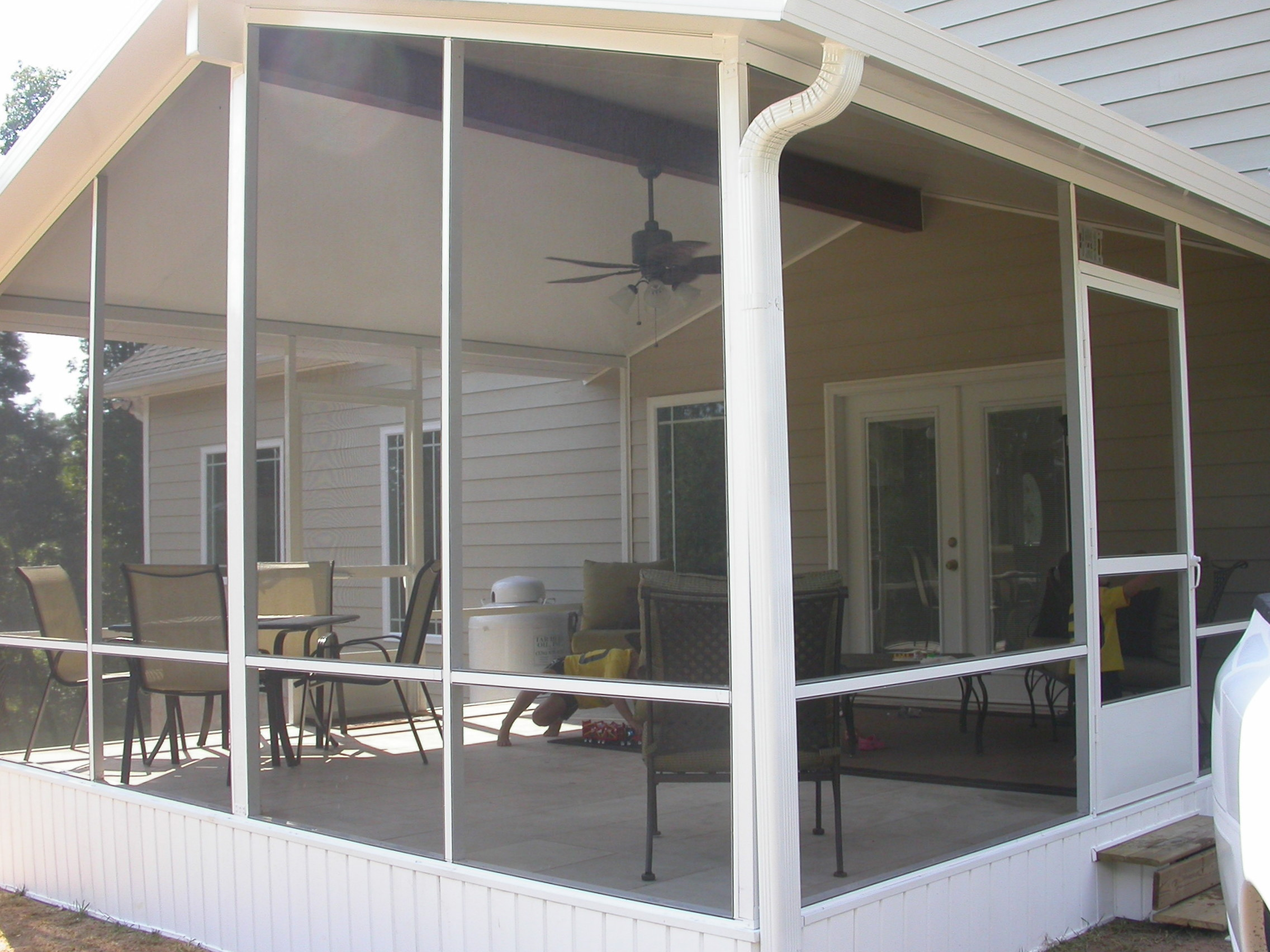 High Quality Vinly Sunrooms   Screen Rooms   ABC Windows And More   Ohio