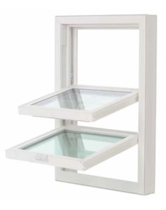 Double-Hung- Replacement Window-Williamsport