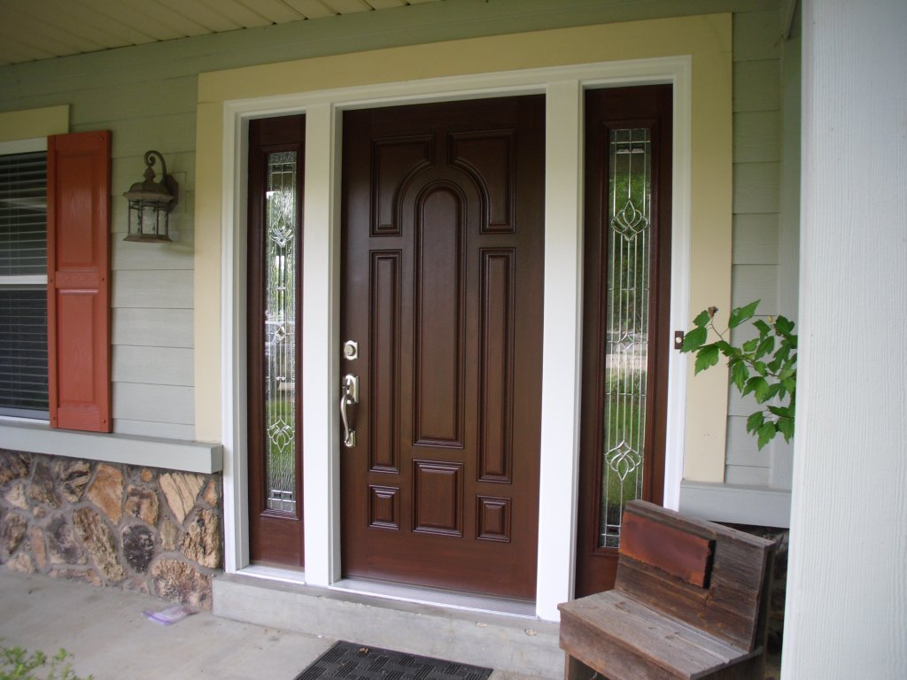 Replacement entry doors for Exterior doors and windows