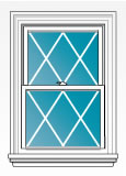 diamond grid replacement window pattern toledo ohio