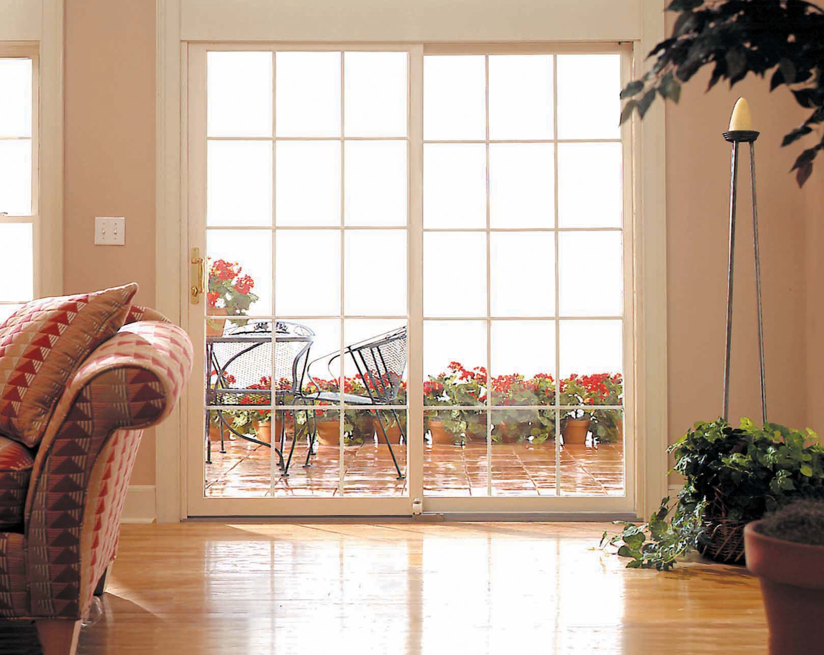 Patio doors and french doors for Patio doors french doors